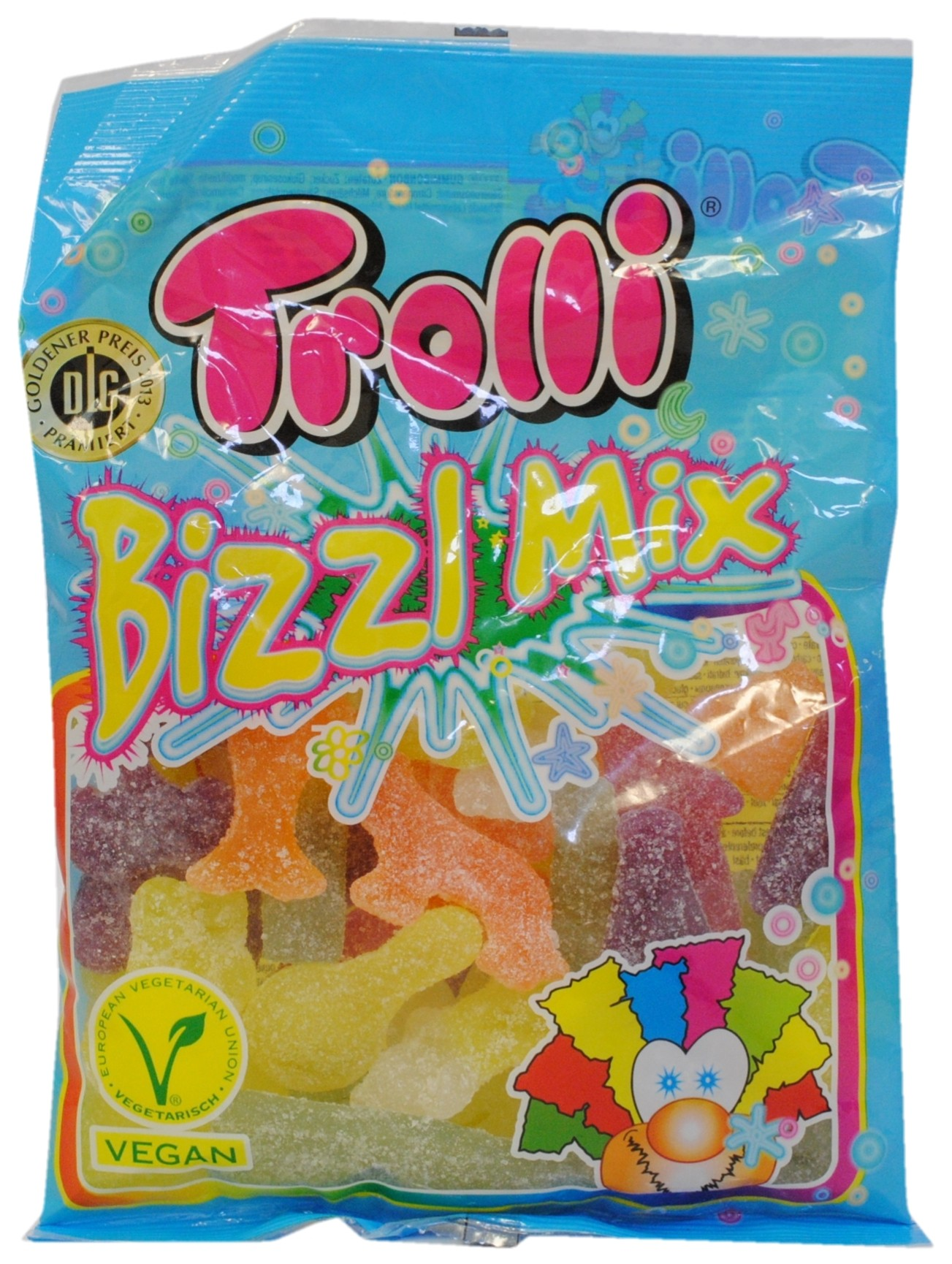 Trolli vegan sweets