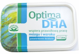 Margarine Optima DHA