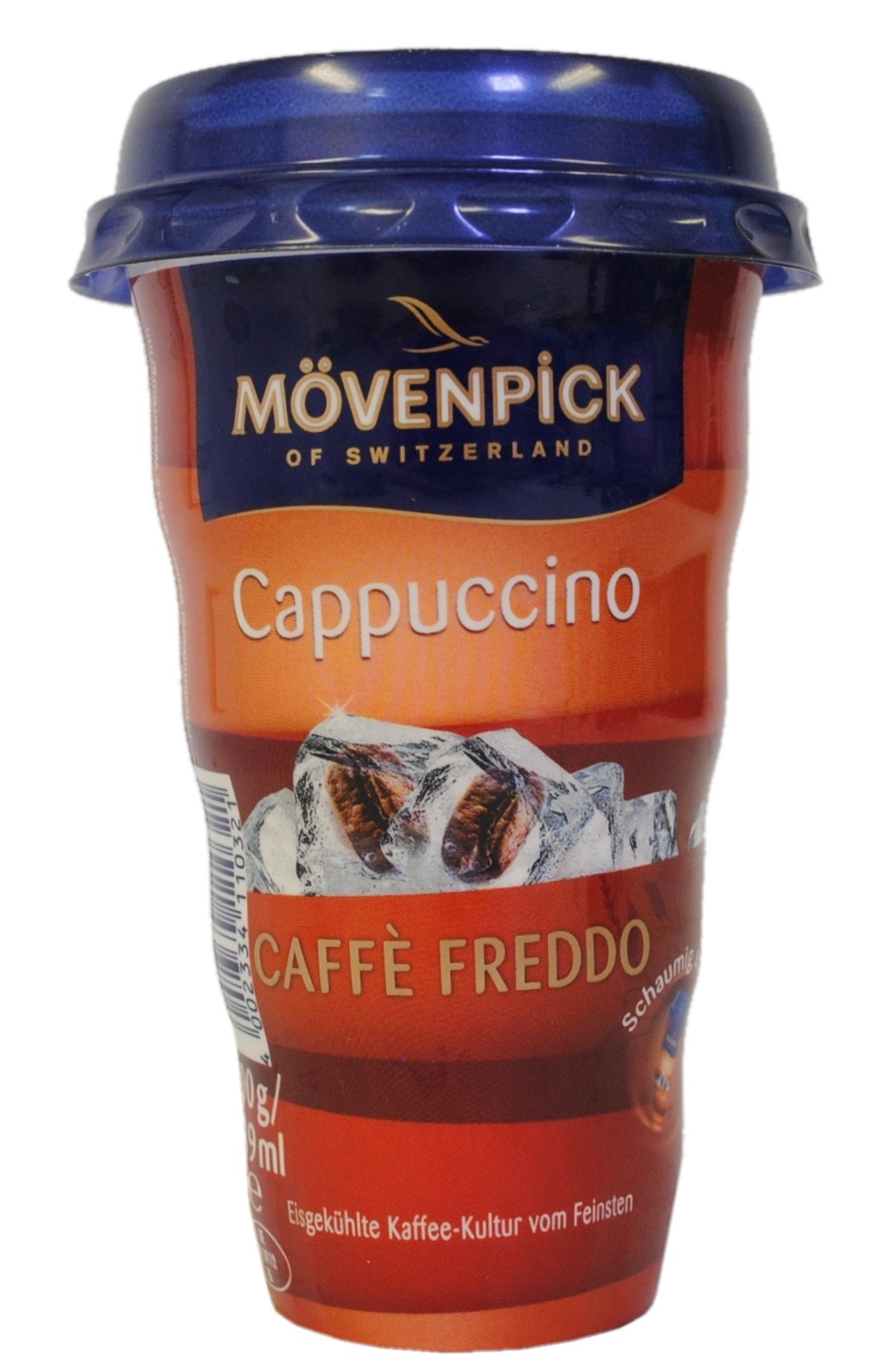 Cappuccino Iced Coffee