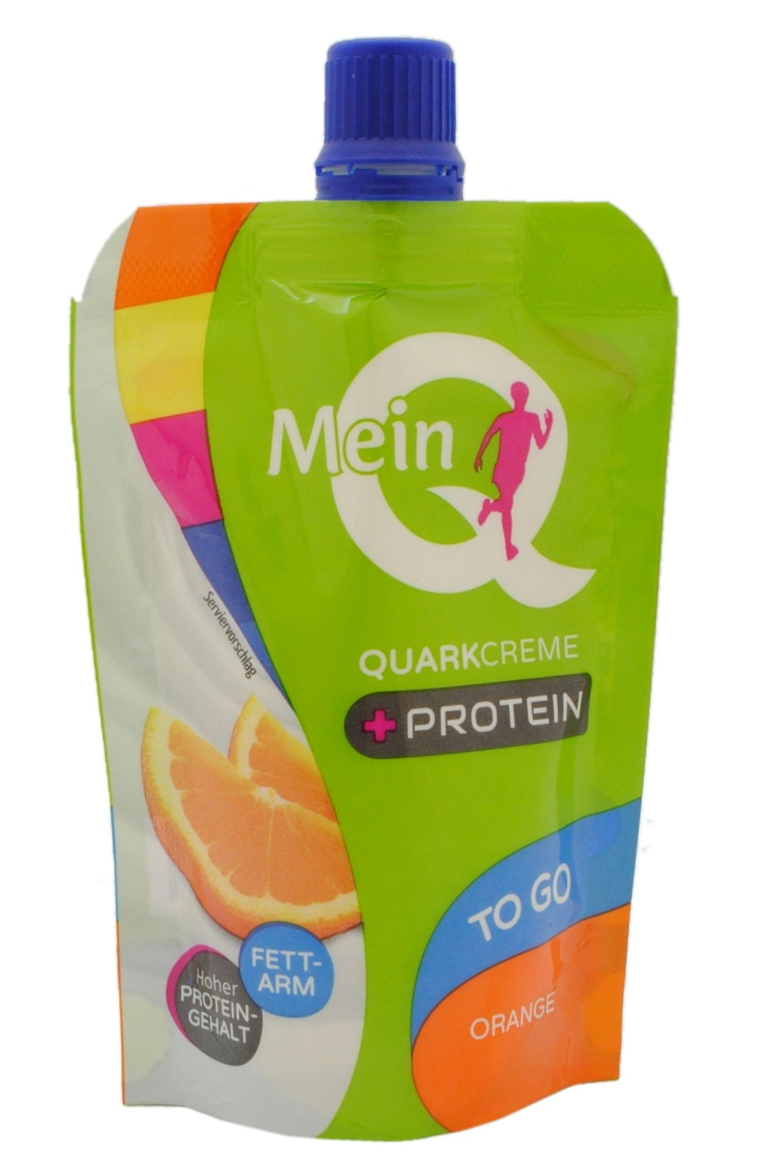 Orange Flavoured Quark Creme with Protein