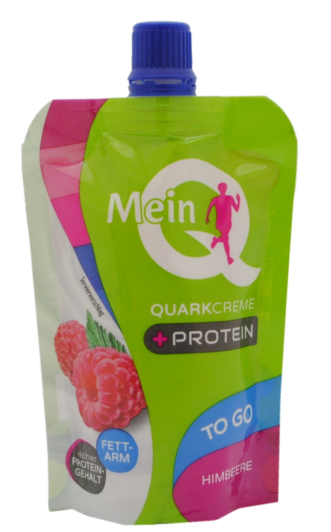 Raspberry Flavoured Quark Creme with Protein