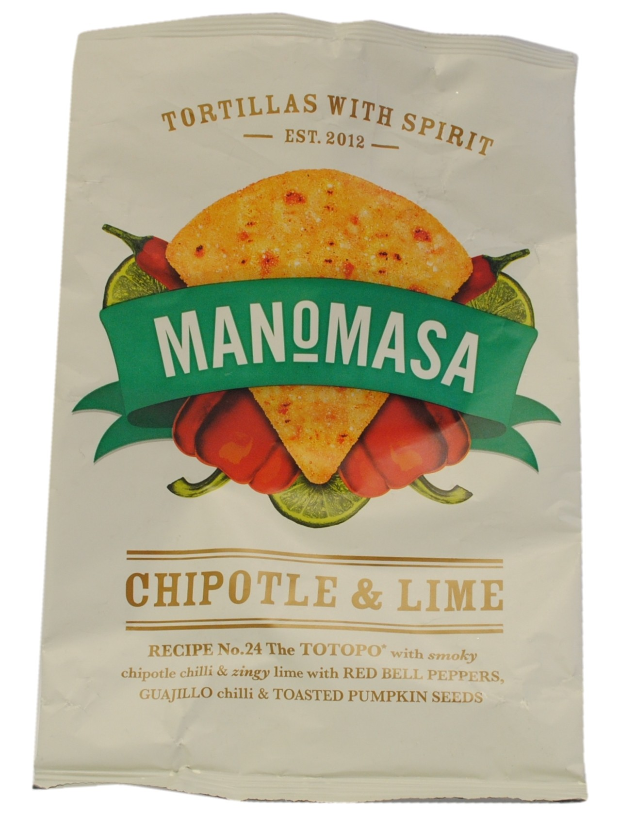 Chipotle & Lime Tortilla Chips