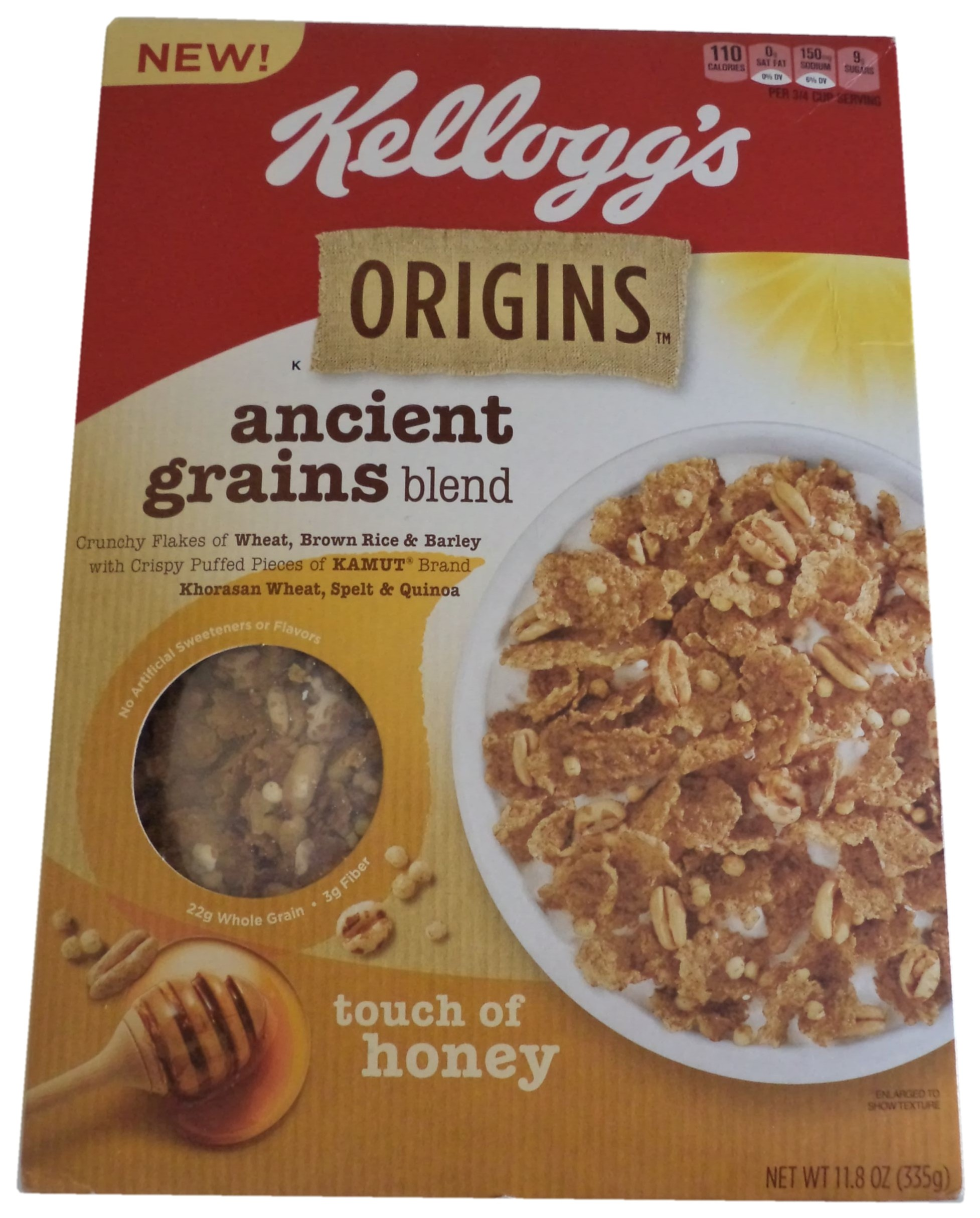 Kelloggs grains