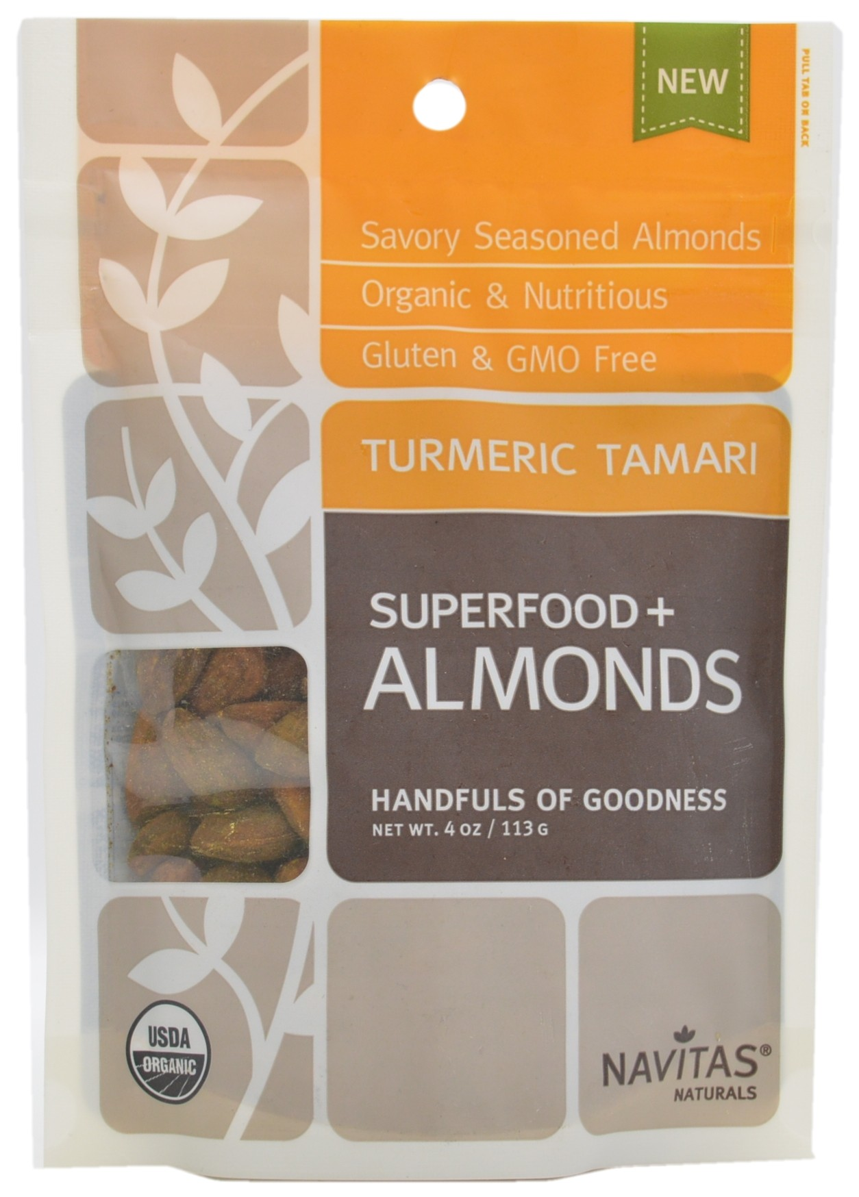 Superfood Almonds