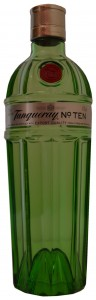 Tanqueray No.Ten Small Batch Gin, Großbritannien