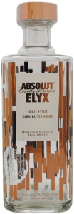 Absolut Elyx Single Estate Handcrafted Vodka, USA