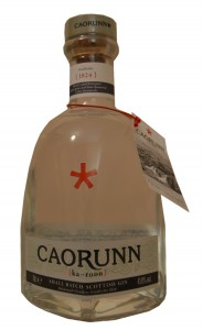 Caorunn Small Batch Scottish Gin, Großbritannien