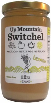 Up Mountain Switchel Lemon American Heritage Beverage