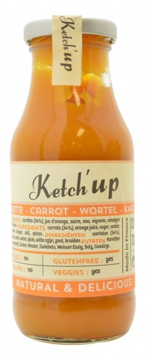 Ketch' Up, Carrot Ketchup