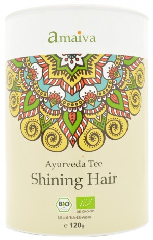 Amaiva, Shining Hair Ayurveda Tea