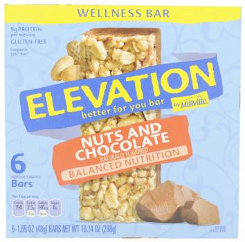 Elevation by Millville, Wellness Bar, USA