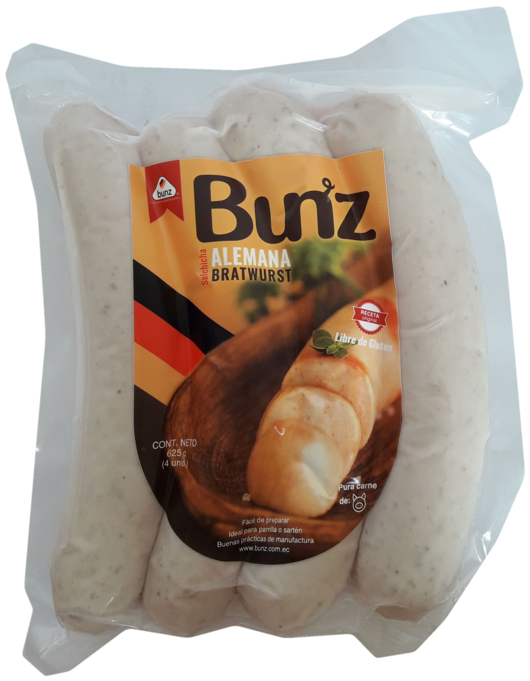 Bunz German Sausages